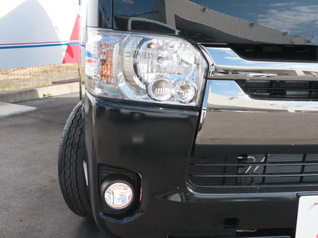 トヨタ ハイエースバン スーパーGL ダークプライム2 新車未登録 両側電動 LED