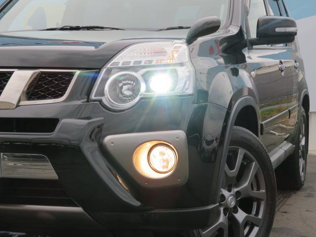 20Xtt ブラック エクストリーマーX 8型ナビ 4WD(11枚目)
