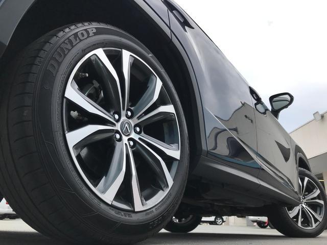 RX300 バージョンL 300バージョンL 現行 AC100V パノラマルーフ 衝突軽減ブレーキ 本革 レーダークルーズコントロール シートヒーター シートクーラー パワーバックドア アラウンドビューモニター(13枚目)