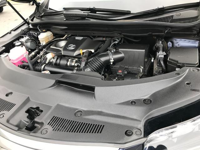 RX300 バージョンL 300バージョンL 現行 AC100V パノラマルーフ 衝突軽減ブレーキ 本革 レーダークルーズコントロール シートヒーター シートクーラー パワーバックドア アラウンドビューモニター(33枚目)