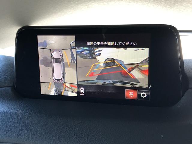 XD Lパッケージ コネクトナビ地デジ 全方位カメラ ブラインドスポット 本革 電動トランク LEDヘッド コーナーセンサー ビルトインETC 6人乗り キャプテンシート ディーゼルTB(4枚目)