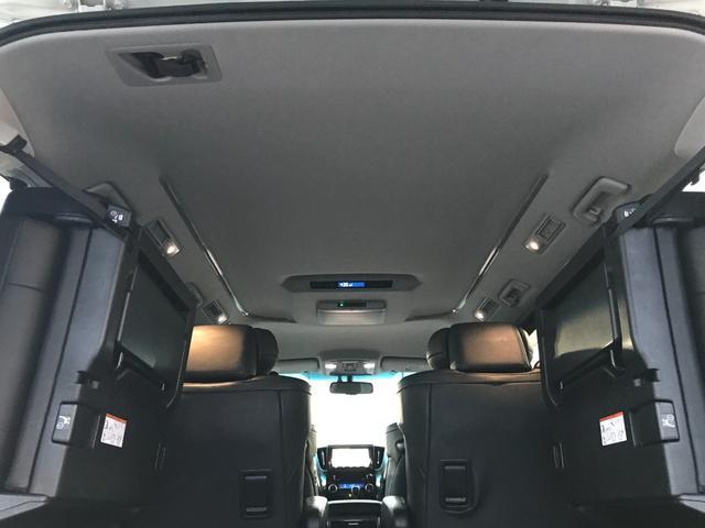 2.5S Cパッケージ 純正9型SDナビ 天井モニター 衝突軽減 バックカメラ ETC シートヒータ 両側パワスラ 電動トランク レーダークルーズ キャプテンシート オットマン 7人乗り ステアリングヒーター LEDヘッド(24枚目)