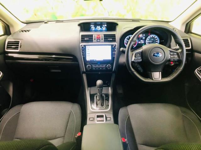 1.6GTアイサイト 純正 8インチ メモリーナビ/車線逸脱防止支援システム/ヘッドランプ LED/ETC/EBD付ABS/横滑り防止装置/アイドリングストップ/TV/エアバッグ 運転席/エアバッグ 助手席 ワンオーナー(4枚目)