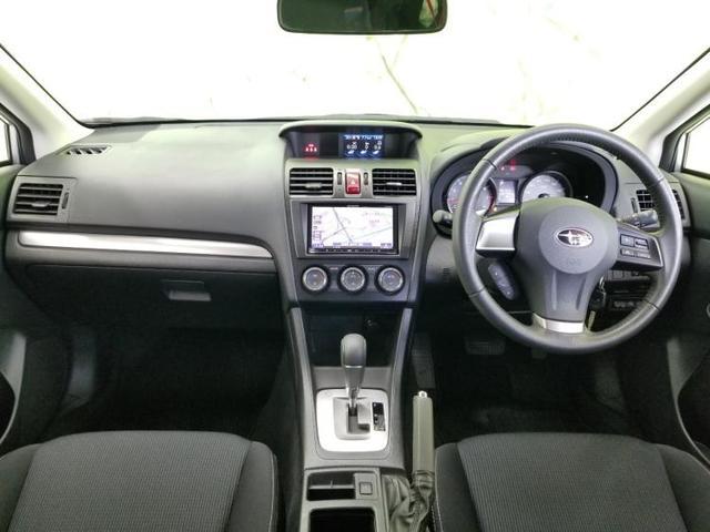 2.0iアイサイト 社外 7インチ メモリーナビ/車線逸脱防止支援システム/ヘッドランプ HID/ETC/EBD付ABS/横滑り防止装置/アイドリングストップ/TV/エアバッグ 運転席/エアバッグ 助手席 ワンオーナー(4枚目)