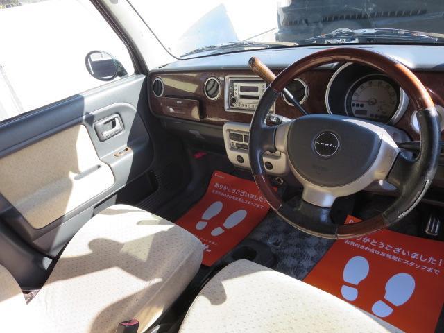 モードII ウッドコンビハンドル タイミングチェーン車(15枚目)