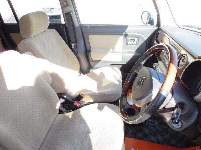 モードII ウッドコンビハンドル タイミングチェーン車(16枚目)