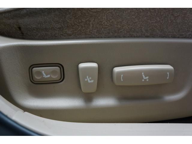 【パワーシート 】お好みのシートポディションにボタン一つで設定可能です!!