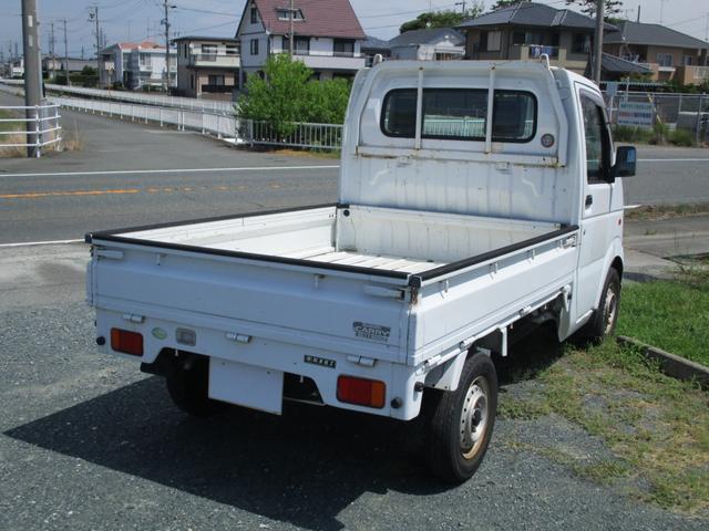 「スズキ」「キャリイトラック」「トラック」「静岡県」の中古車3