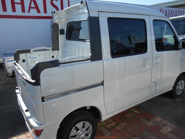 デッキバンG SA3 4WD(5枚目)