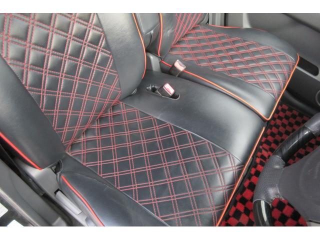 T ターボ フルエアロ ローダウン 車高調 HDDナビ フルセグTV フリップダウンモニター 社外16インチアルミホイール スマートキー HIDヘッドランプ オートエアコン ETC(14枚目)