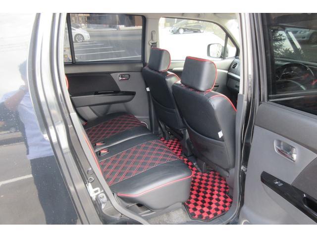 T ターボ フルエアロ ローダウン 車高調 HDDナビ フルセグTV フリップダウンモニター 社外16インチアルミホイール スマートキー HIDヘッドランプ オートエアコン ETC(15枚目)