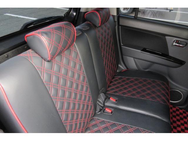 T ターボ フルエアロ ローダウン 車高調 HDDナビ フルセグTV フリップダウンモニター 社外16インチアルミホイール スマートキー HIDヘッドランプ オートエアコン ETC(16枚目)