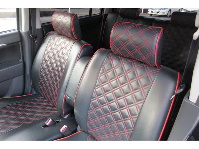 T ターボ フルエアロ ローダウン 車高調 HDDナビ フルセグTV フリップダウンモニター 社外16インチアルミホイール スマートキー HIDヘッドランプ オートエアコン ETC(18枚目)