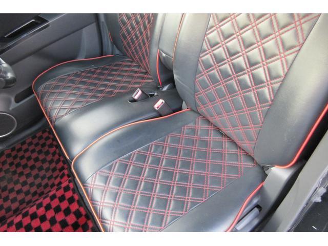 T ターボ フルエアロ ローダウン 車高調 HDDナビ フルセグTV フリップダウンモニター 社外16インチアルミホイール スマートキー HIDヘッドランプ オートエアコン ETC(19枚目)