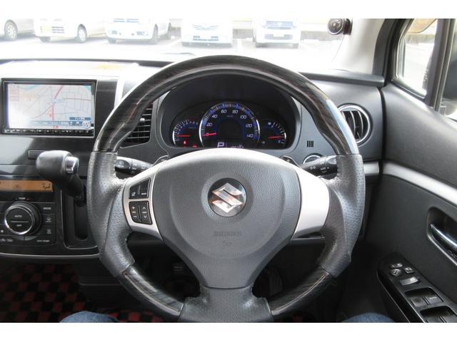 T ターボ フルエアロ ローダウン 車高調 HDDナビ フルセグTV フリップダウンモニター 社外16インチアルミホイール スマートキー HIDヘッドランプ オートエアコン ETC(23枚目)