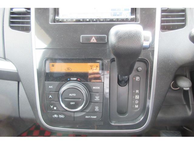 T ターボ フルエアロ ローダウン 車高調 HDDナビ フルセグTV フリップダウンモニター 社外16インチアルミホイール スマートキー HIDヘッドランプ オートエアコン ETC(24枚目)