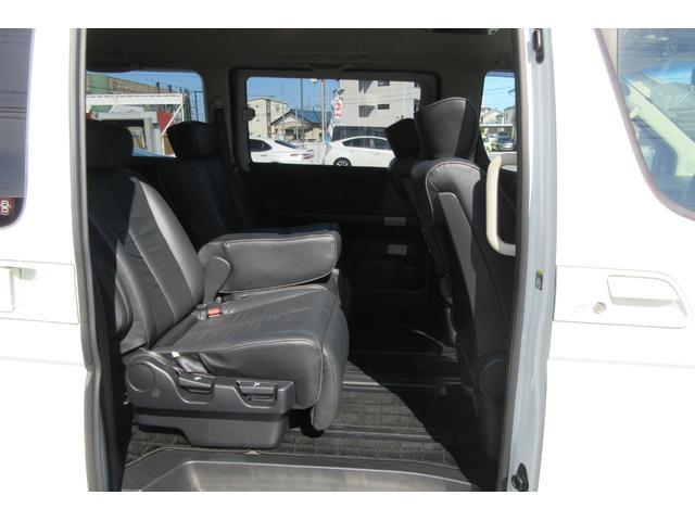 250ハイウェイスターブラックレザーナビED 両側パワースライドドア シートヒーター 運転席パワーシート 社外19インチアルミホイール ETC(28枚目)