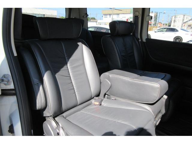 250ハイウェイスターブラックレザーナビED 両側パワースライドドア シートヒーター 運転席パワーシート 社外19インチアルミホイール ETC(29枚目)