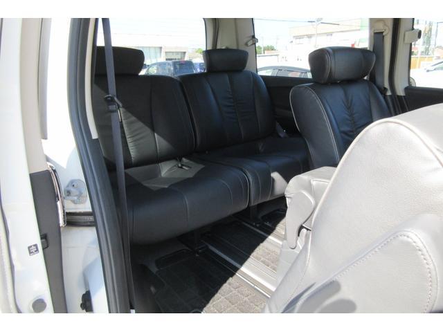 250ハイウェイスターブラックレザーナビED 両側パワースライドドア シートヒーター 運転席パワーシート 社外19インチアルミホイール ETC(31枚目)