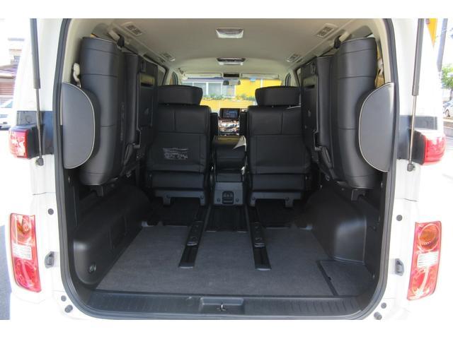 250ハイウェイスターブラックレザーナビED 両側パワースライドドア シートヒーター 運転席パワーシート 社外19インチアルミホイール ETC(38枚目)