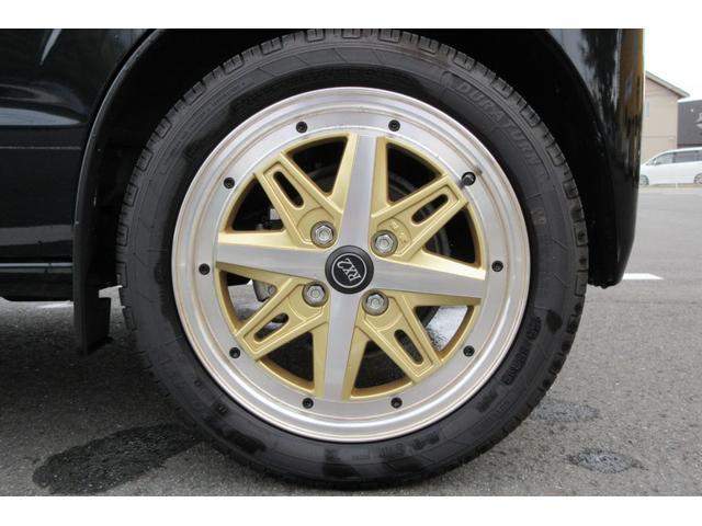 ジョインターボ ワンオーナー 5速MT 社外15インチアルミホイールレザー調シートカバー 社外ステアリング(33枚目)