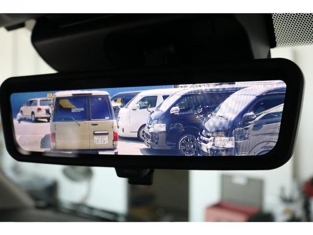 パーキングサポート ナビ ETC インテリジェントクリアランスソナー PVM デジタルインナーミラー フレックスカスタム(24枚目)