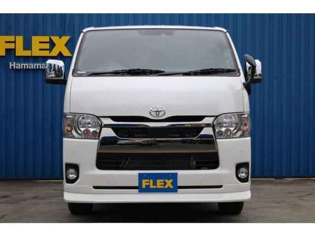 スーパーGL ダークプライムII FLEXオリジナルカスタム車両 地デジフルセグナビ ビルトインETC PVM全方位カメラ FLEXオリジナルスポイラー ローダウン FLEXオリジナルオーバーフェンダー FLEXオリジナルホイール(5枚目)