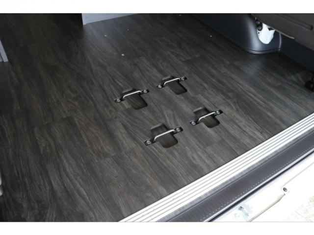 GL FLEXオリジナル内装架装Ver1 床貼り施工 ナビ ビルトインETC PVM全方位カメラ FLEXオリジナルスポイラー ローダウン FLEXオリジナルオーバーフェンダー FLEXオリジナルホイール(19枚目)