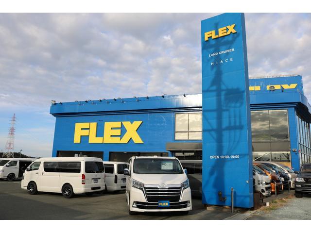 GL FLEXオリジナル内装架装Ver1 床貼り施工 ナビ ビルトインETC PVM全方位カメラ FLEXオリジナルスポイラー ローダウン FLEXオリジナルオーバーフェンダー FLEXオリジナルホイール(60枚目)