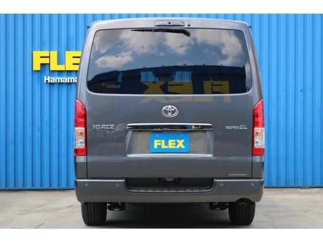 スーパーGL ダークプライムII ロングボディ 床貼り施工 FLEXオリジナルカスタム車両 地デジフルセグナビ ビルトインETC PVM全方位カメラ FLEXフロントスポイラー FLEXオーバーフェンダー FLEXアーバングランデホイール(11枚目)