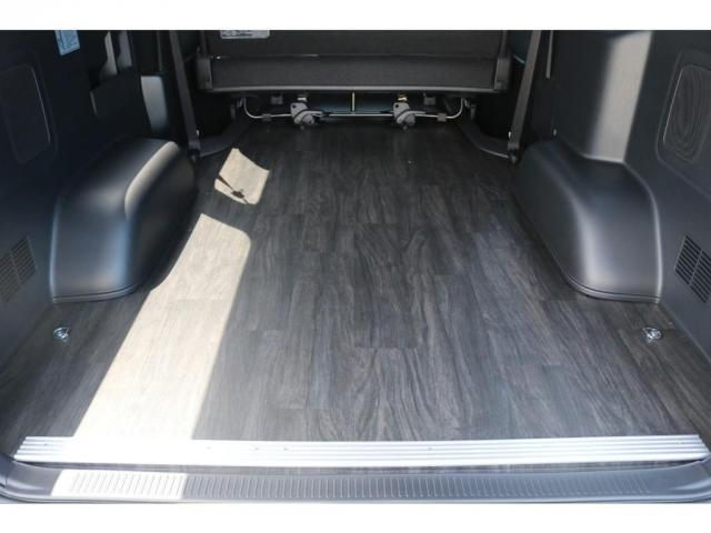 スーパーGL ダークプライムII ロングボディ 床貼り施工 FLEXオリジナルカスタム車両 地デジフルセグナビ ビルトインETC PVM全方位カメラ FLEXフロントスポイラー FLEXオーバーフェンダー FLEXアーバングランデホイール(19枚目)