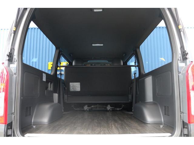 スーパーGL ダークプライムII ロングボディ 床貼り施工 FLEXオリジナルカスタム車両 地デジフルセグナビ ビルトインETC PVM全方位カメラ FLEXフロントスポイラー FLEXオーバーフェンダー FLEXアーバングランデホイール(41枚目)