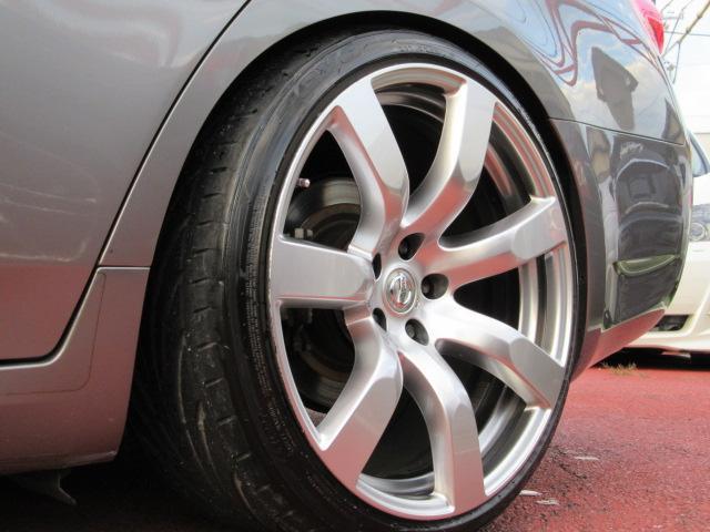 日産 スカイライン 250GT R35純正20インチ TEIN車高調