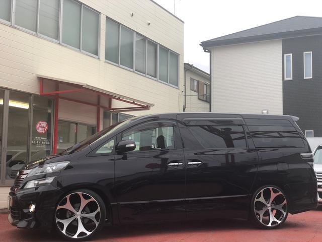 「トヨタ」「ヴェルファイア」「ミニバン・ワンボックス」「静岡県」の中古車21