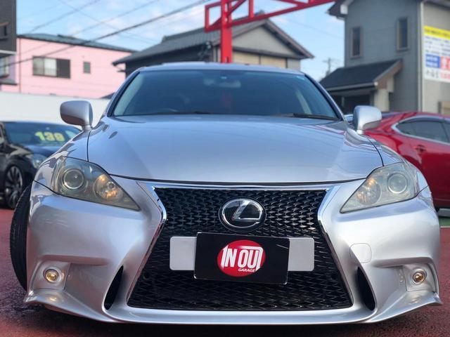 「レクサス」「IS」「セダン」「静岡県」の中古車3