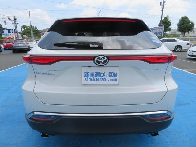 Z レザーパッケージ 新車未登録 即納車2台有り T-ConnectSDナビ 12.3インチディスプレイ フルセグTV 調光パノラマルーフ バックガイドモニター 純正19インチAW LEDヘッドライト メーカー保証(9枚目)
