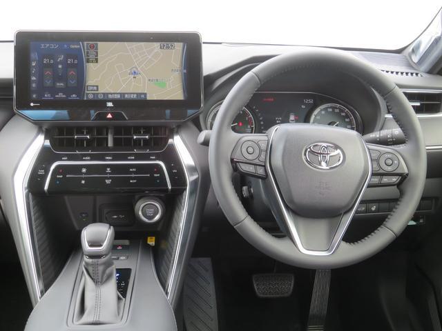 Z レザーパッケージ 新車未登録 即納車2台有り T-ConnectSDナビ 12.3インチディスプレイ フルセグTV 調光パノラマルーフ バックガイドモニター 純正19インチAW LEDヘッドライト メーカー保証(12枚目)