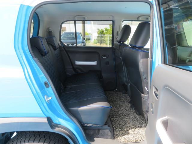 Xターボ 4WD レーダーブレーキ ケンウッドナビ フルセグTV Bluetooth スピーカー バックカメラ ETC シートカバー キセノン シートヒーター スマートキー アイドリングストップ コンビハンドル(16枚目)