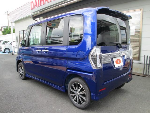 ダイハツ タント カスタムX トップエディションSAIII