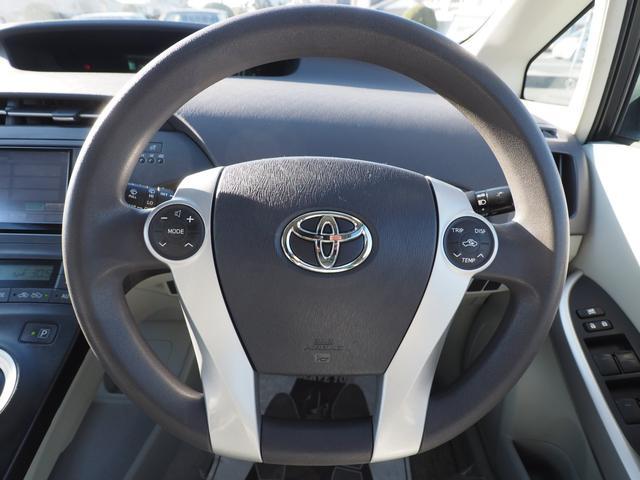 トヨタ プリウス S ナビ・ETC・スマートキー
