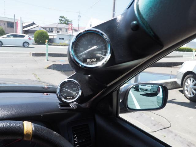 トヨタ マークII グランデiR-V 5速載せ替え・ブリッツインタークーラー