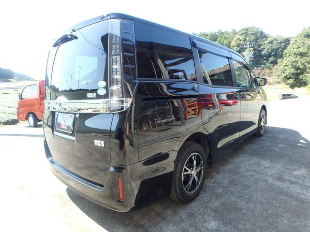 「トヨタ」「ヴォクシー」「ミニバン・ワンボックス」「静岡県」の中古車4