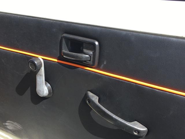スズキ ジムニー VA 社外シート エアコン オーディオ