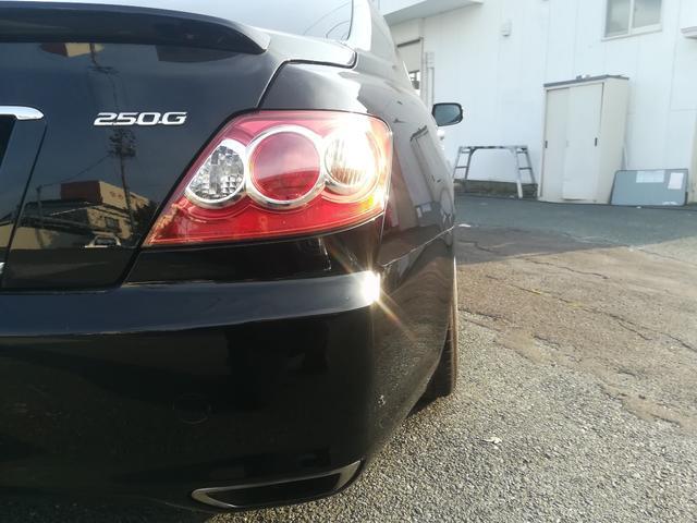 250G Sパッケージ 社外アルミ ローダウン(9枚目)
