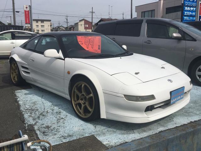 トヨタ MR2 G