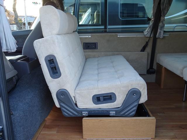 日産 キャラバン レクビィ サライ 走行充電 外部充電 外部電源