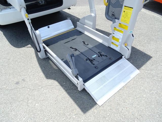 ウェルキャブ 福祉車両 Bタイプリフト 10人2台 Bカメラ(2枚目)