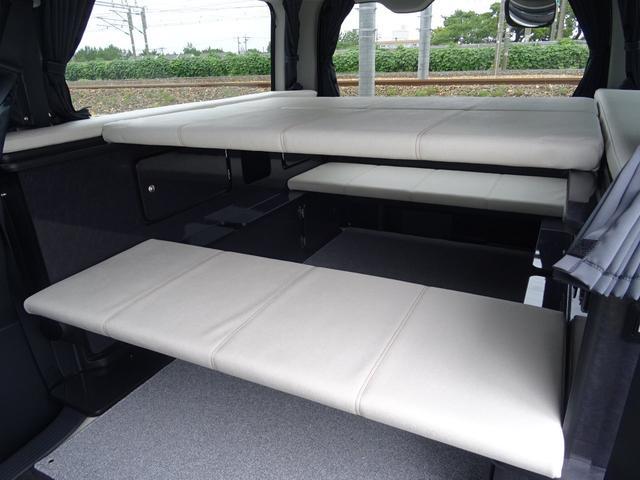 トヨタ ハイエースバン キャンピングカー FOCS エスパシオ・エス FFヒーター