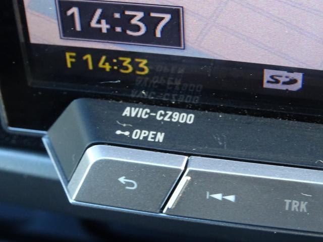 ナビゲーション AVIC-CZ900