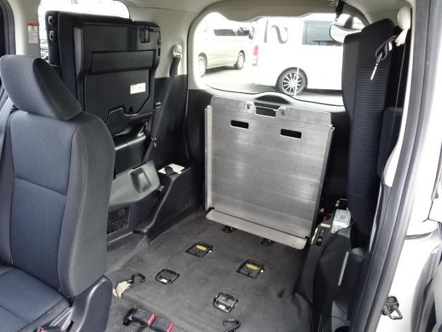 X Vパッケージ リアスローパー タイプ1 車いす2脚仕様(7枚目)